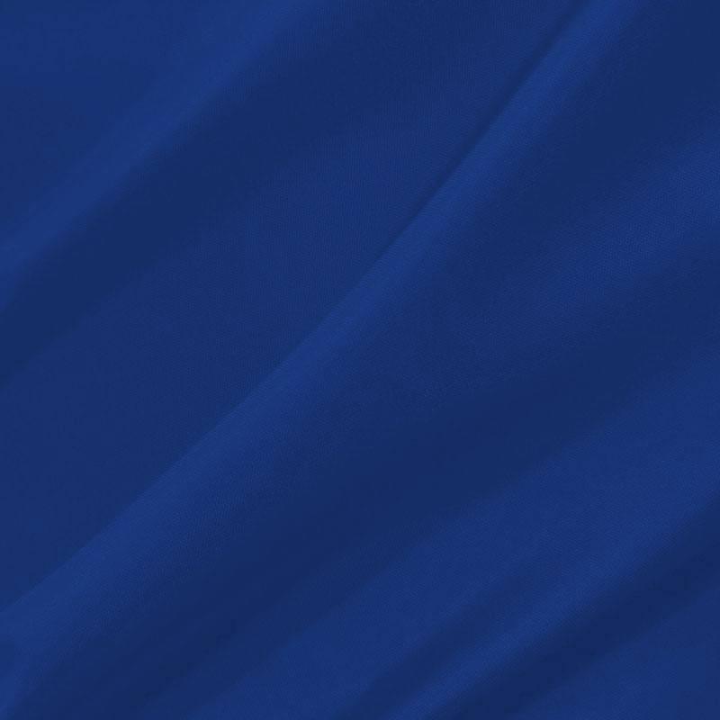 Doublure bleu roi