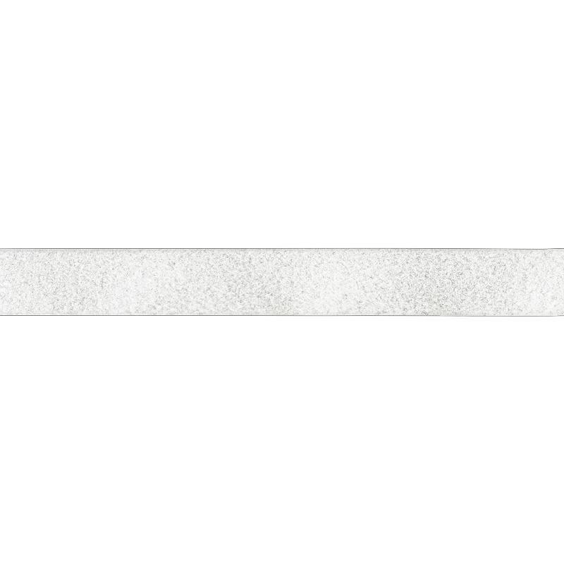 Rouleau 25m Auto-agrippant à coudre velours 16 mm blanc