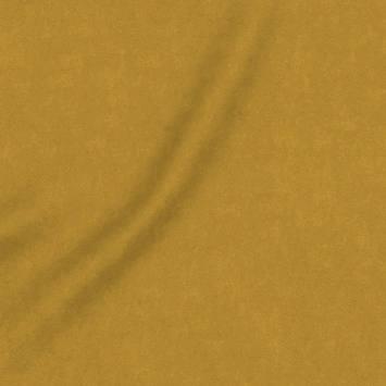 Suédine légère unie jaune vanille