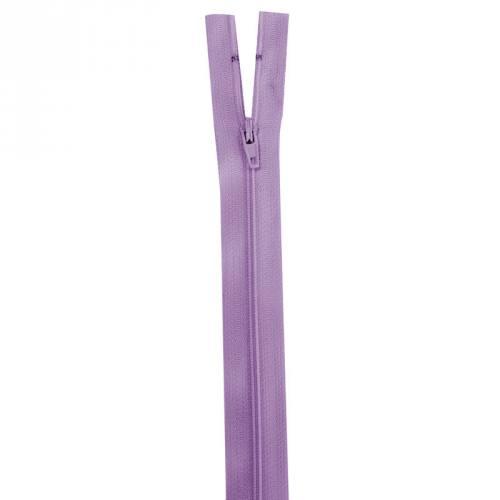 Fermeture lilas 15 cm non séparable col 862