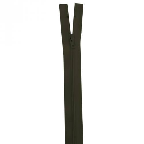 Fermeture vert anglais 50 cm non séparable col 120