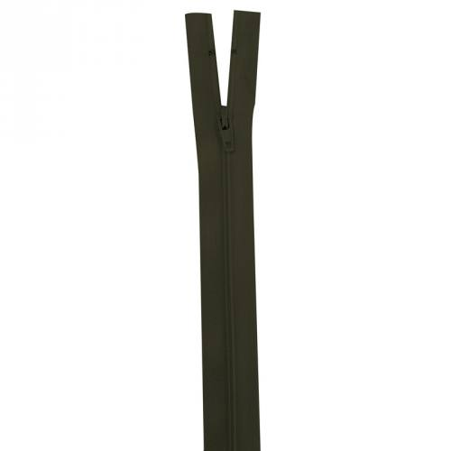 Fermeture vert anglais 35 cm non séparable col 120