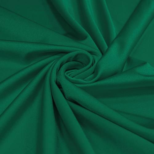 Lycra vert forêt scintillant