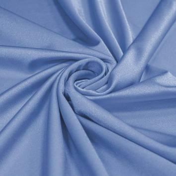 Lycra bleu horizon scintillant