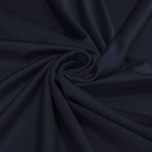 Lycra bleu marine scintillant