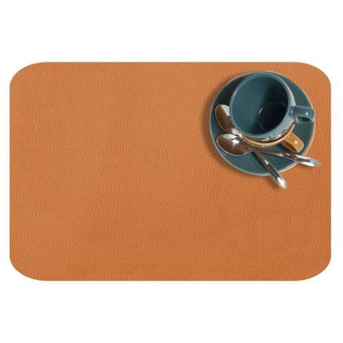 Coupon 50x68cm - Simili cuir dolaro cuivre