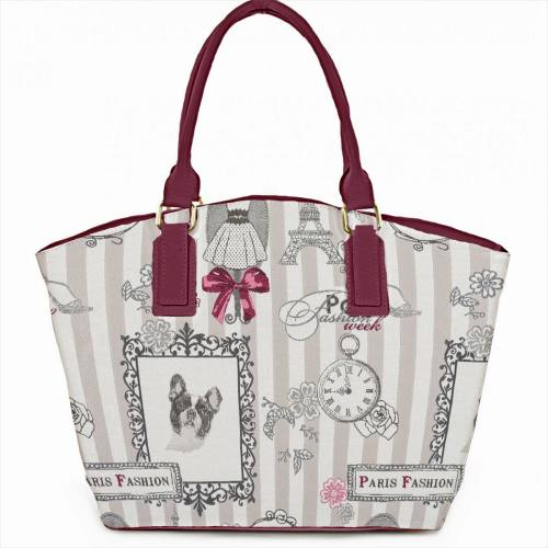 coupon - Coupon 50x68cm - Jacquard Paris Fashion
