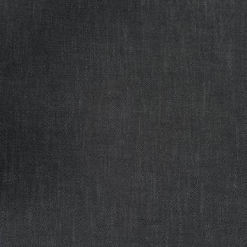 Tissu denim extensible anthracite