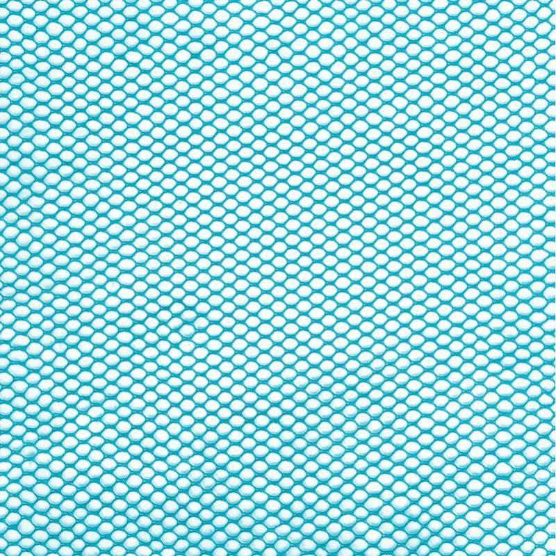 Filet mesh bleu ciel