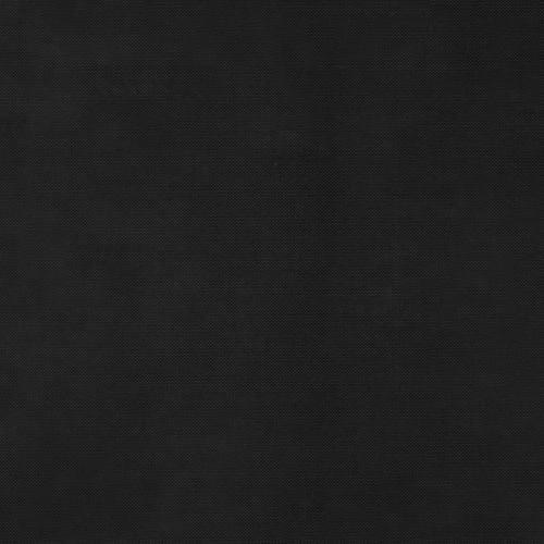 Non-tissé teint noir