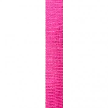Sangle paillette fuchsia 30 mm