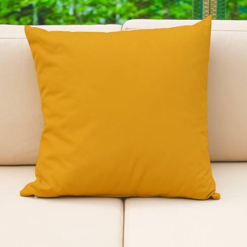 Simili extérieur jaune moutarde