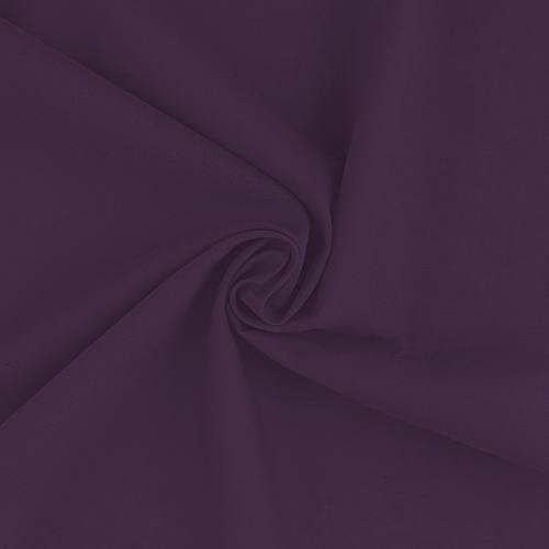 Voile de coton violet grande largeur sweetie