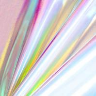 Simili cuir Laser holographique
