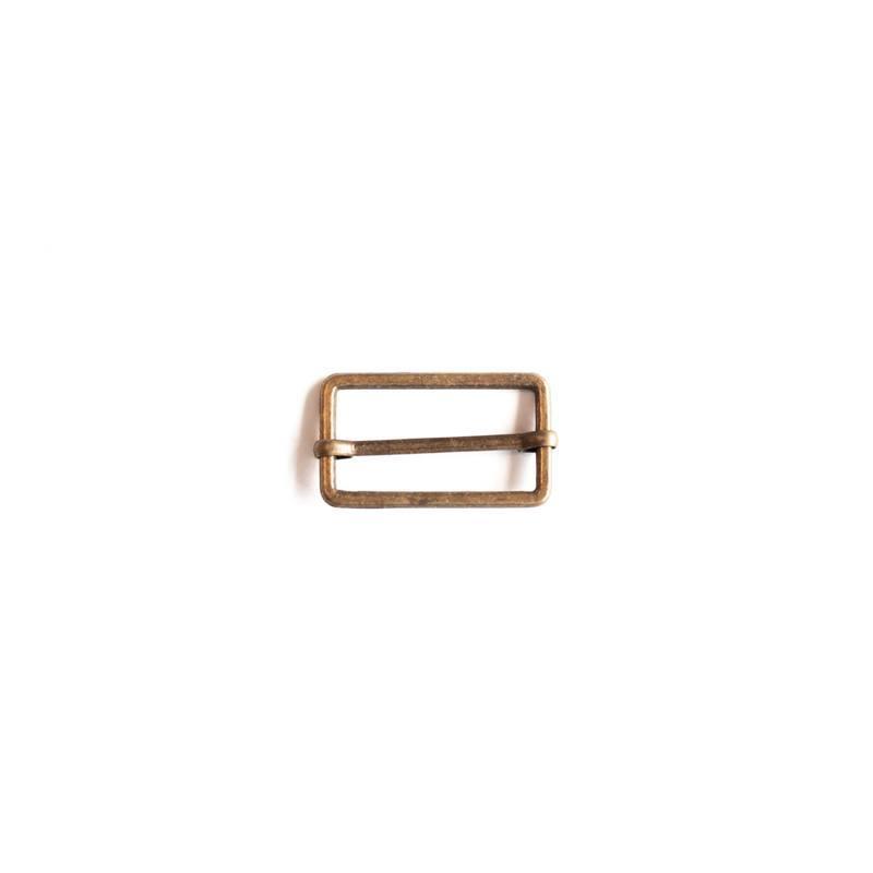 Boucle de réglage bronze 30 mm