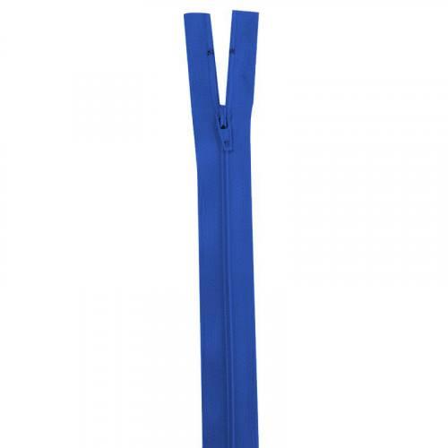 Fermeture bleu roi 20 cm non séparable col 918