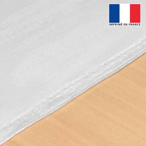 Velours 294 gr/m² - Impression personnalisée