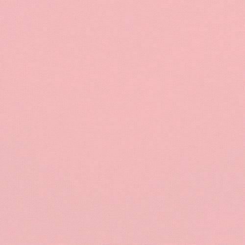 Toile coton rose pastel grande largeur