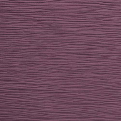 coupon - Coupon 70cm - Triple gaze de coton prune