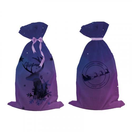 Kit hotte de Noel motif Christmas Magic