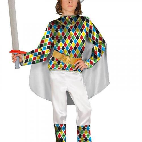 Arlequin multicolore