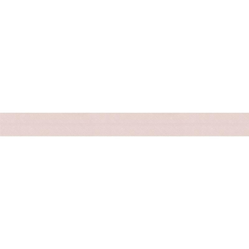 Bobine de biais 20 M - rose pâle 12