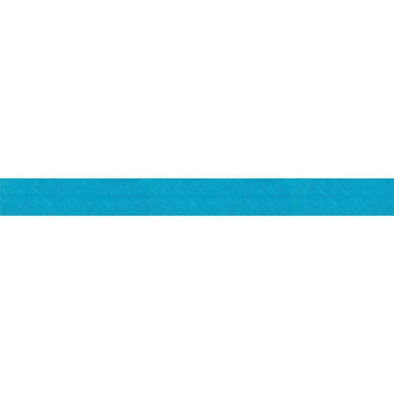 Bobine de biais 20 M - bleu azur 07