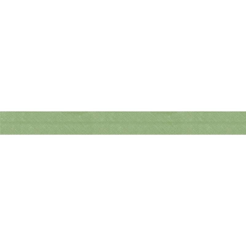Bobine de biais 20 M - vert tilleul 74