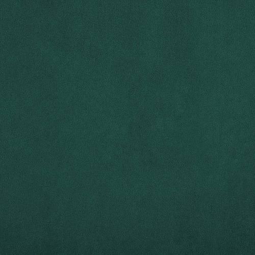 Suédine vert canard