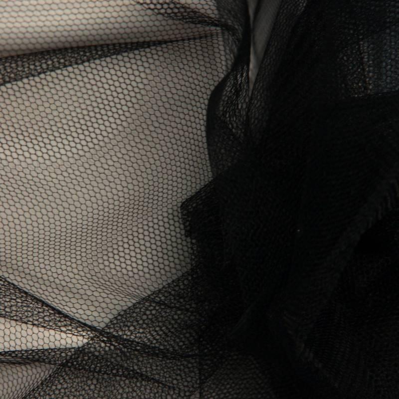 Tulle noir