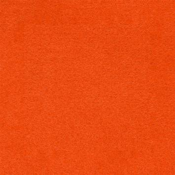 Feutrine orange 25x30 cm