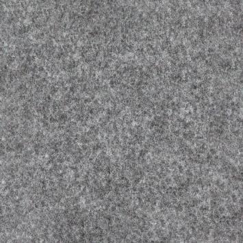 Feutrine gris chiné 25x30 cm