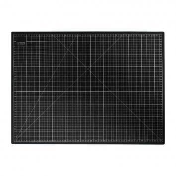 Tapis de découpe noir 60x45 cm