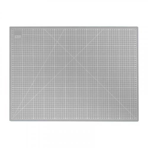 Tapis de découpe gris 60x45 cm