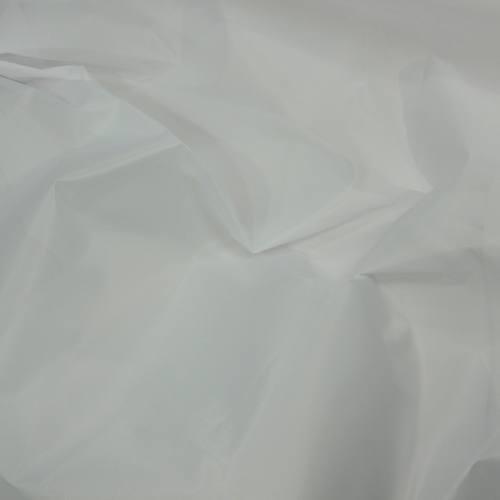 Voile de renfort blanc pour robe de mariée