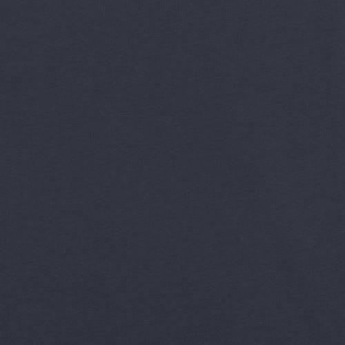 coupon - Coupon 55cm - Tissu molleton uni bleu marine