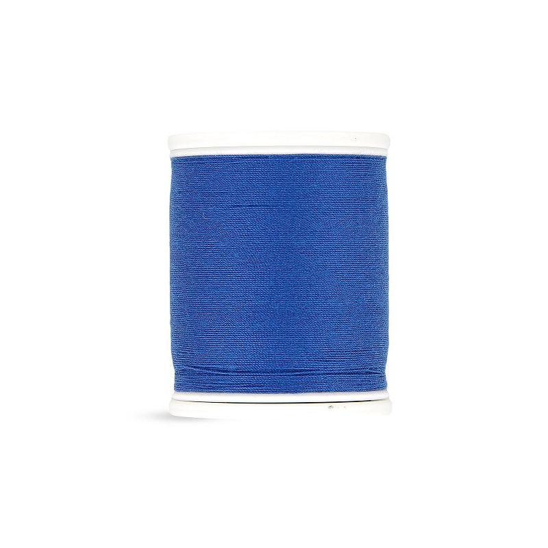 Fil à coudre super résistant bleu roi 1028