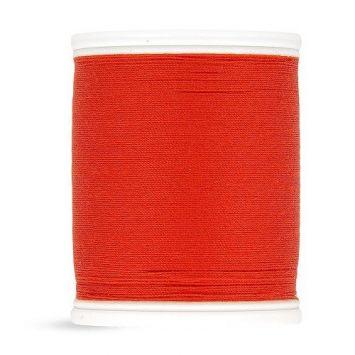 Fil à coudre super résistant orange sanguine 1044