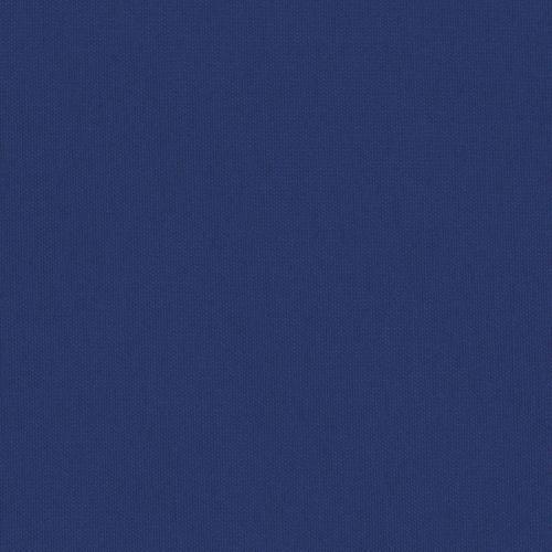 Toile ignifugée M1 permanent bleu marine