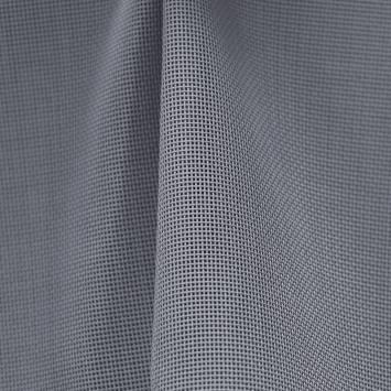 coupon - Coupon 55cm - Toile textilène gris foncé