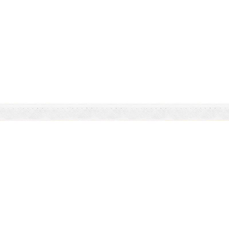 Passepoil 15 mm blanc