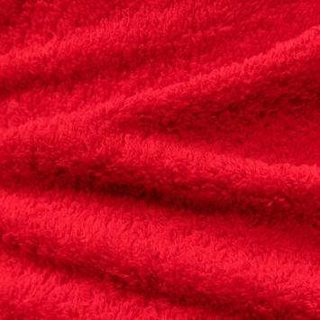 Tissu éponge rouge 400Gr 28