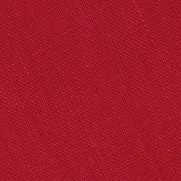 Lin rouge carmin