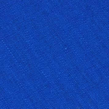 coupon - Coupon 60cm - Lin bleu roi