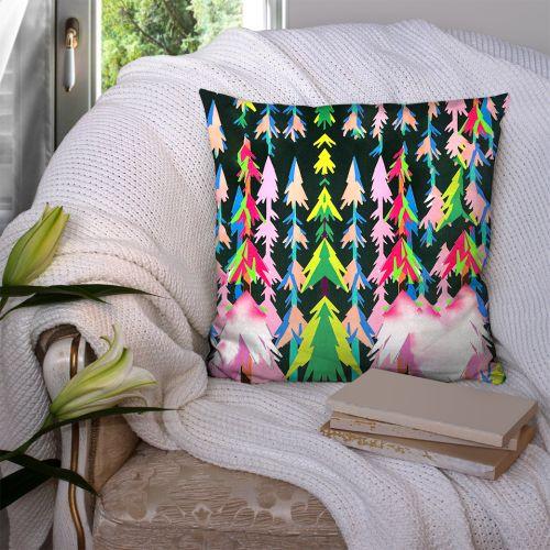 Coupon 45x45 cm motif paradise verso - Création Khosravi