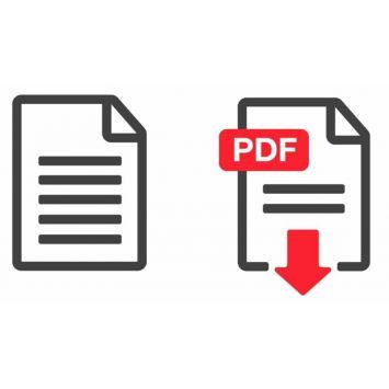 Fichier supplémentaire - Impression personnalisée