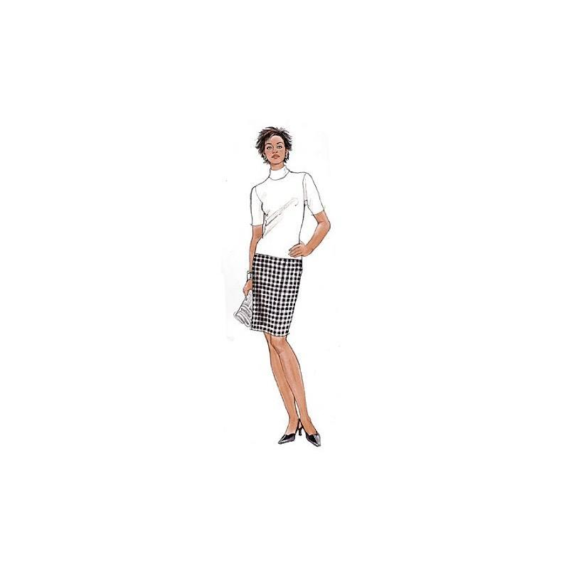Patron Mc Calls M3830 : Patron de jupes Taille : 44-50