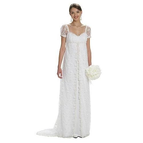 Patrons McCall's M6030 : Robe de mariée Taille : 34-42