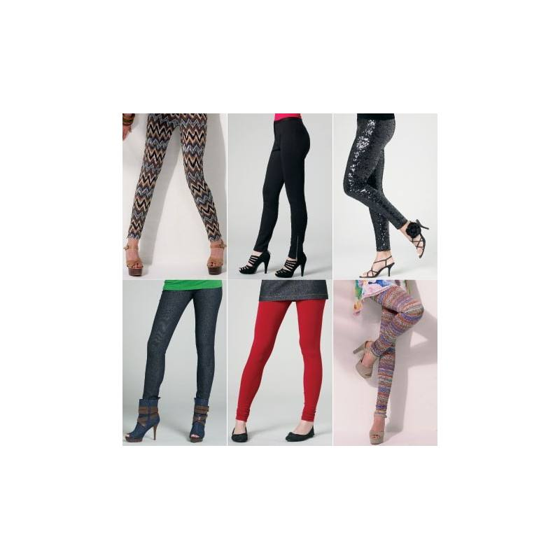 Patron Mc Calls M6173 : pantalon et collants Taille : XS-M