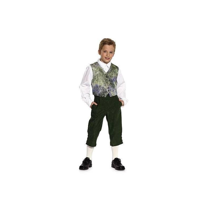 Burda 9528 Ensemble pantalon style Louis Taille : 7-14ans